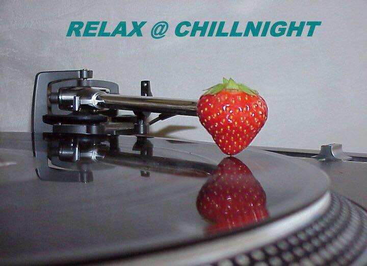 Chillnight flyer