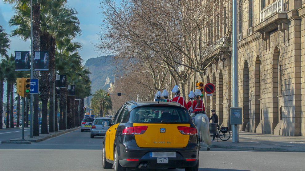 Taxi Barcelona