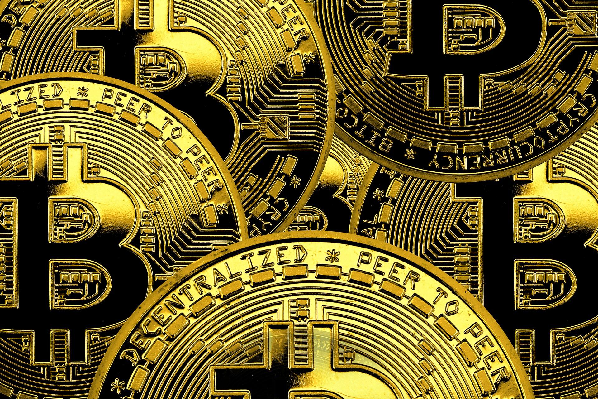 Bitcoin schaarser